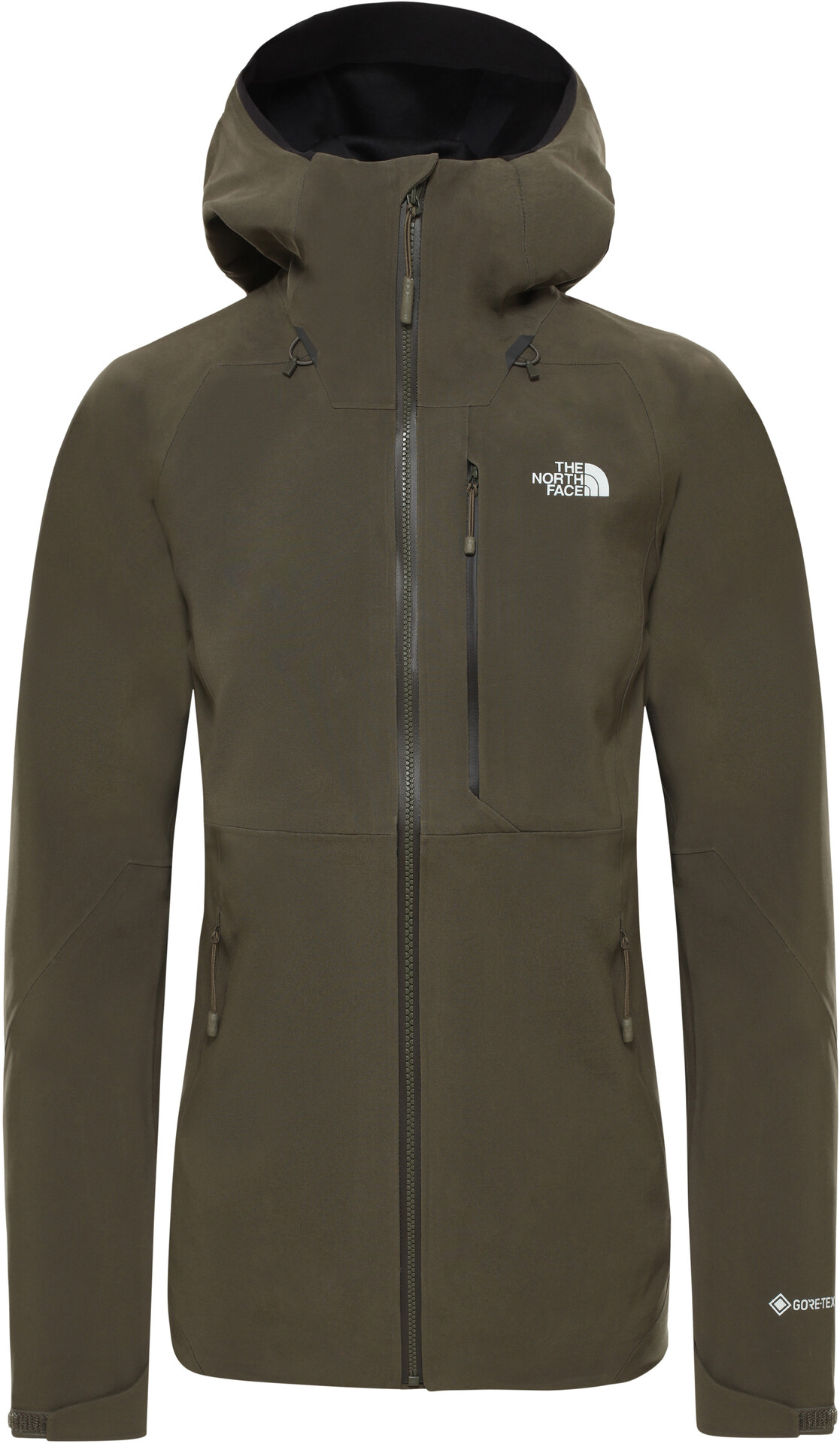 The North Face Apex Flex GTX 2.0 Jacke Damen new taupe green